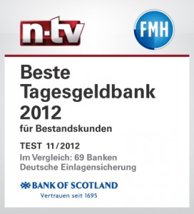 bestes-tagesgeldkonto-2012 Bank of Scotland